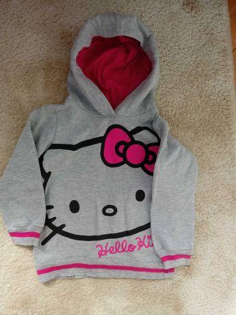 Bluza dla dziewczynki hello kitty 98/104