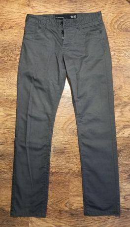 spodnie materiałowe Reserved, rozmiar: W30