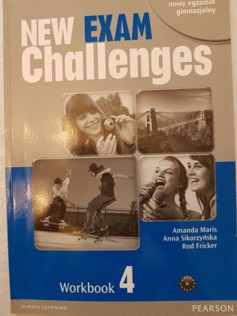 Exam Challenges Workbook 4 ćwiczenia