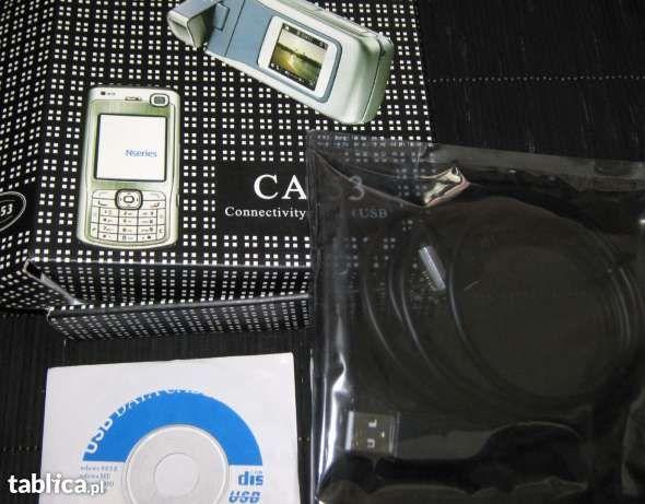 Nokia kabel USB 6230 itp , unikatowy