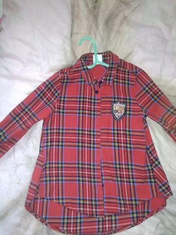 Koszula dziewczęca 128