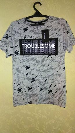 Продам мужскую футболку фирмы Cropp