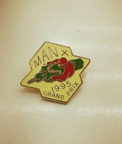 Значок Grand Prix 1995 года.