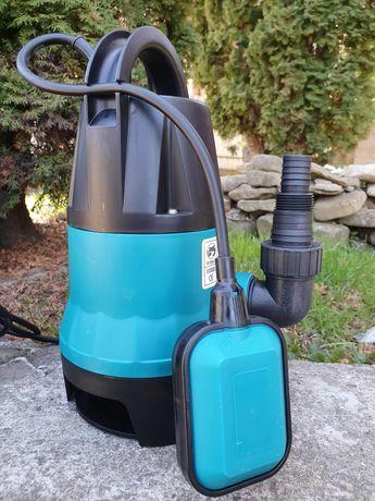 насос Фекальный дренажный для грязной воды канализации септика польски