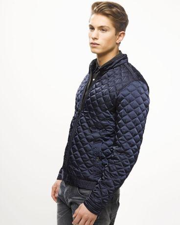 Мужская стеганая куртка WE Fashion(O'Neill) р.XL бомбер стеганка
