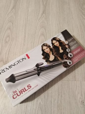 Remington 2w1 curls lokówka grube lub drobne loki Nowa