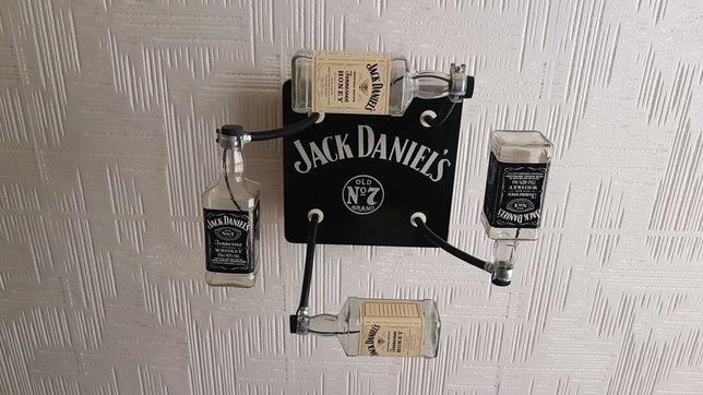Unikatowa lampa Jack Daniels