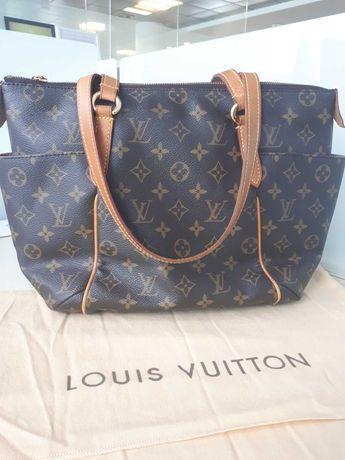 Mala original Louis Vuitton - modelo clássico da marca