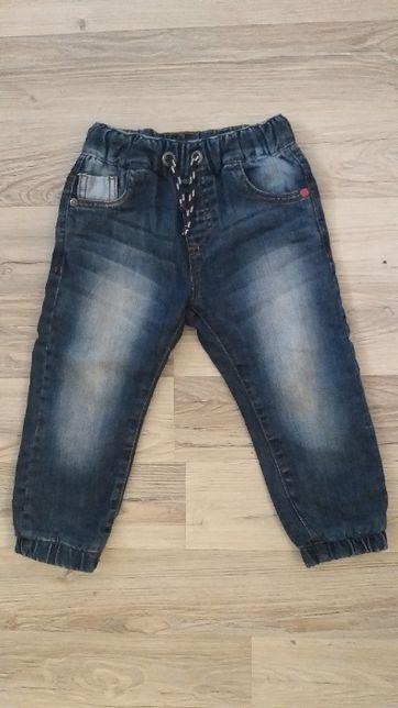 Модные фирменные джинсы на мальчика, от 1,5 до 3 лет