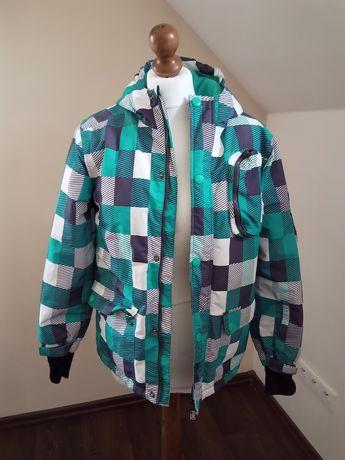 Narciarska kurtka młodzieżowa