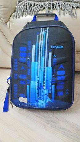 Ранець рюкзак ZIbi Fusion 5-8 клас каркасний
