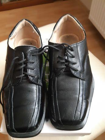 Buty komunijne chłopięce rozmiar 32