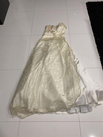 Sukienka ślubna używana tylko raz ;)