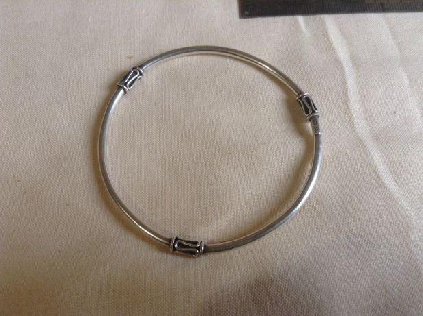 Серебряный браслет 925-я проба, Шотландия.