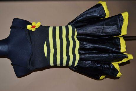 sukienka Kostium Pszczoła Pszczółka S / M