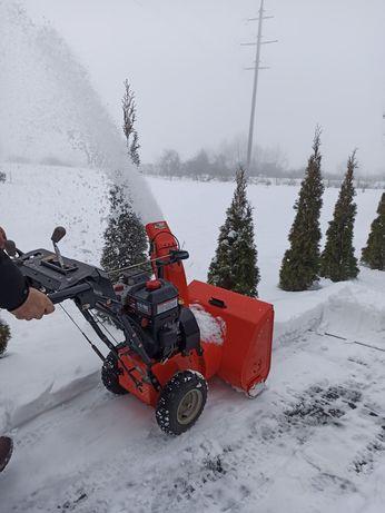 Снегоуборочная машина снігоприбиральна машина Ariens compact 24