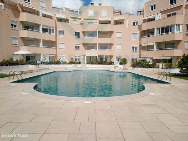 Apartamento T2 com terraço ,condominio privado com jardim...