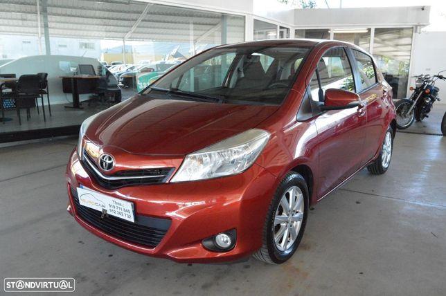 Toyota Yaris 1.0 VVT-i Trend
