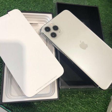Магазин iphone 11 pro 64 silver neverlock Гарантия 6 месяцев