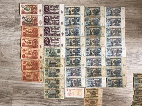 Советские рубли 1,3,5,10,25руб