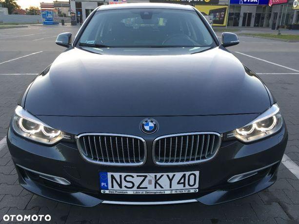 BMW Seria 3 BMW SERIA 3 F31 Efficiency Dynamics bogate wyposażenie