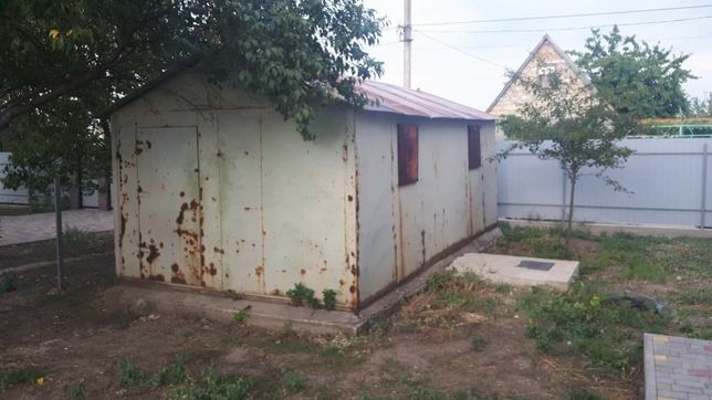 Продам гараж железный