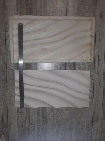 Форма силиконовая для гипсового декора