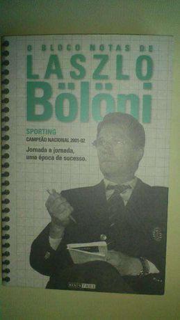 Bloco de Notas de Lazlo Boloni