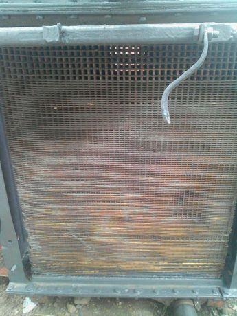 Радиатор на трактор ЮМЗ, латунный