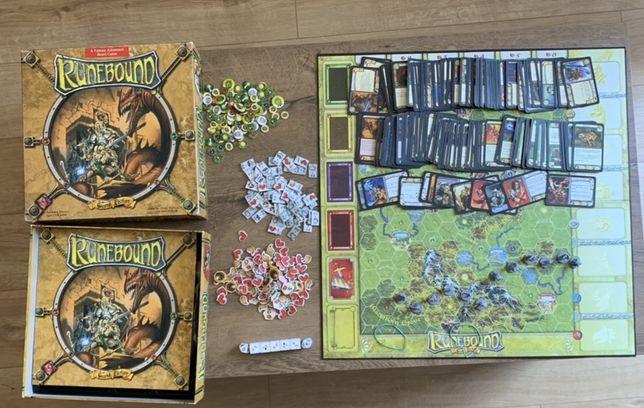 Runebound 2 gra planszowa gry planszowe gra karciana wymienię