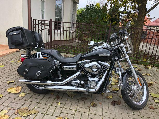 Harley-Davidson Dyna Super Glide Custom z Polski, pierwszy właściciel