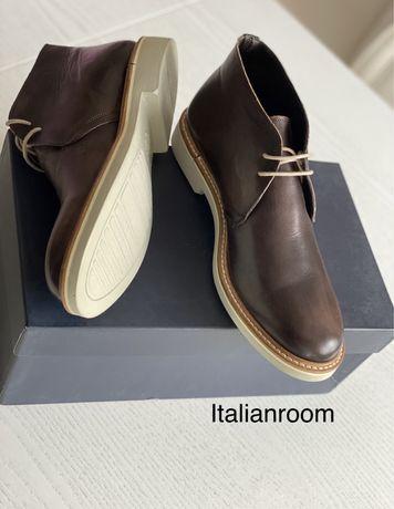 Мужские ботинки Италия