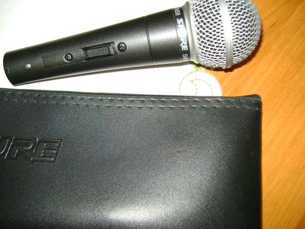 Mikrofon Shure SM 58 s