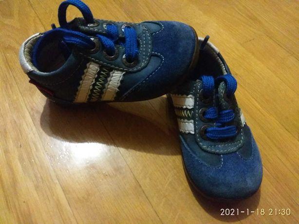 Туфлі шкіряні розмір