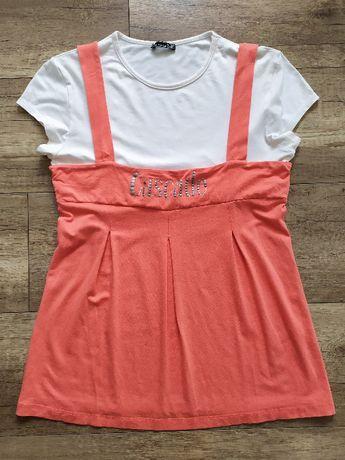 Bluzka Tunika S/M ciążowa
