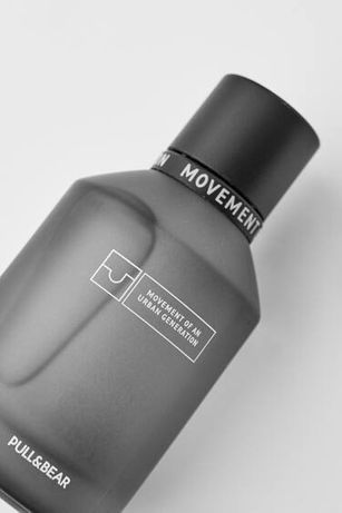 Perfumy PULL&BEAR P&B Movement of an Urban Generation Eau de toilette