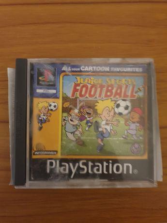 Junior Sport Football PS1