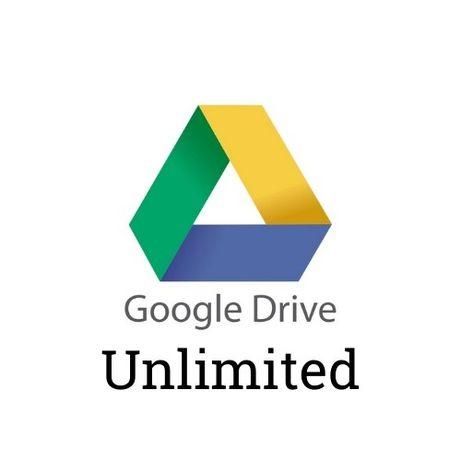 Nielimitowana przestrzeń na Dysku Google - limitowana oferta