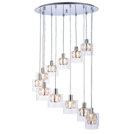 Lampa wisząca Endon Verina 76518