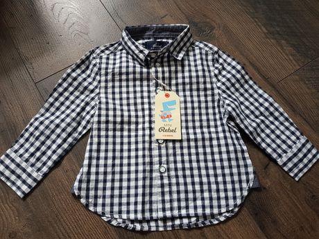 Nowa koszula w kratę Primark
