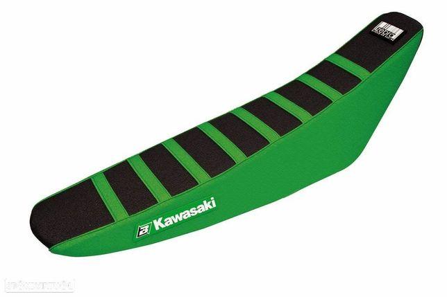 capa de assento blackbird zebra kawasaki kx 450 / 250f 06