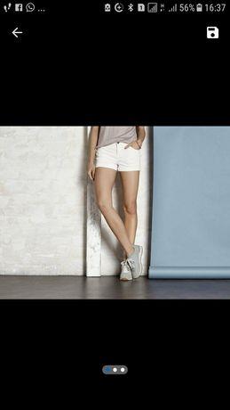 Новые хлопковые шорты Esmara Германия размер 40 евро (48-50 р)