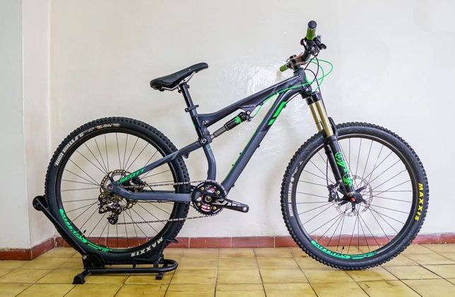 Rower enduro Scott Genius 740 rama M koła 27.5 fox saint ns dartmoor