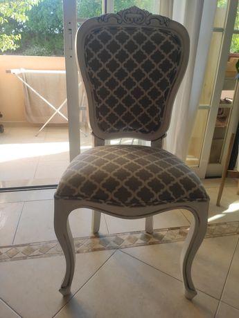 Cadeira vintage restaurada