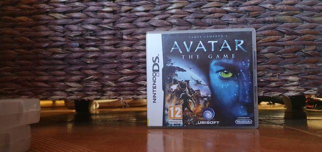 """Avatar The Game"" Jogo Nintendo DS"