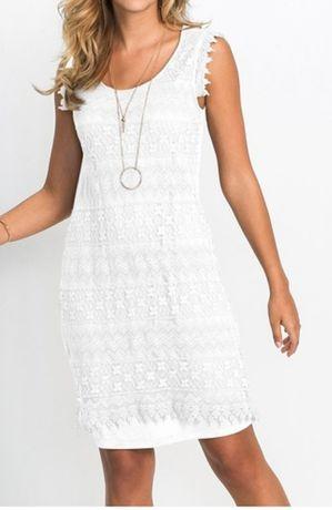 Bawełniana letnia sukienka, styl booho 34
