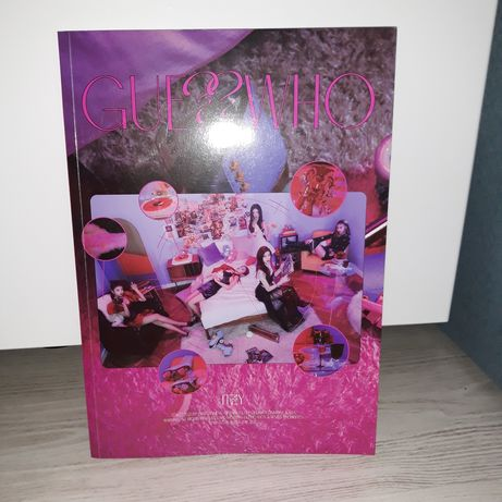 Album ITZY Guess what? Wersja Day