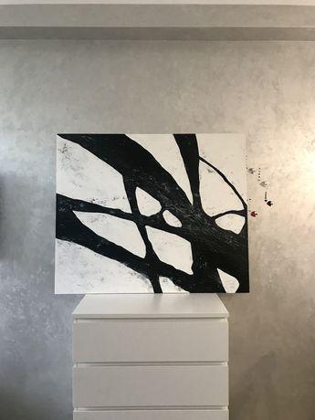 Картина холст акрил