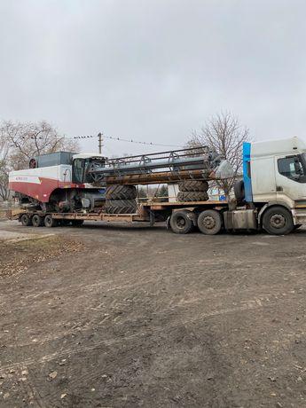 Трактора Комбайн
