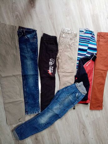 Mega paka młodzieżowych ubrań 158/164  sztuk 35
